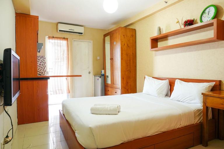 Comfort Stay Studio Room @ Green Palace Kalibata Apartment By Travelio, Jakarta Selatan