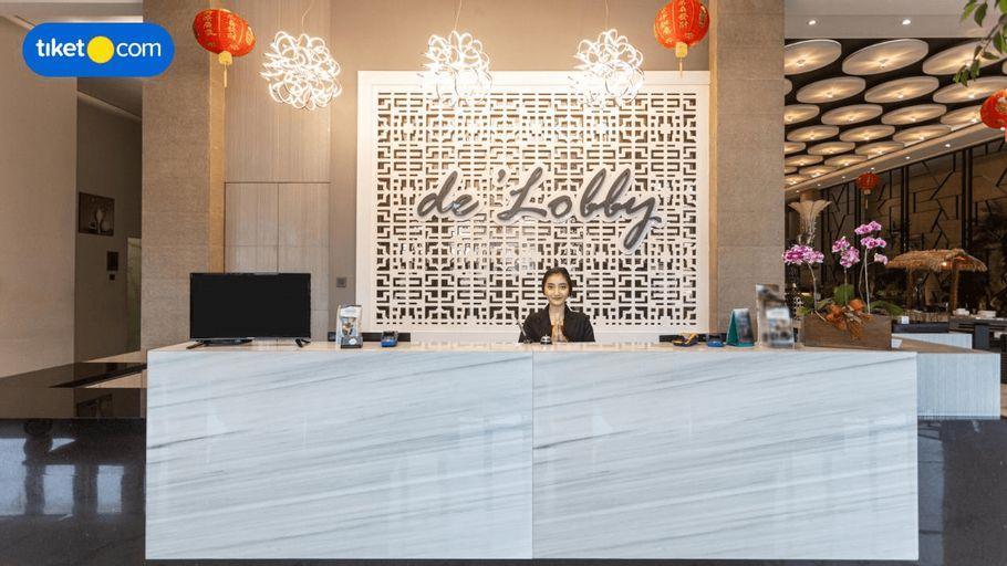 de Lobby Suite Hotel, Malang