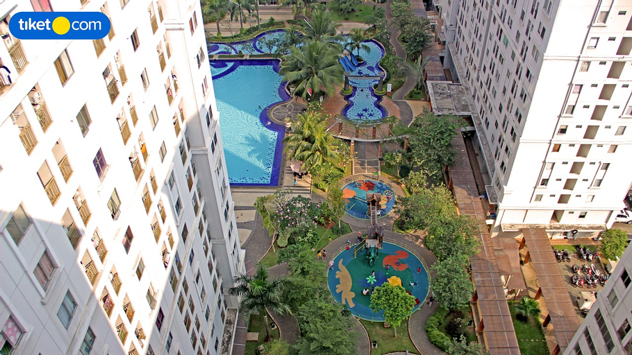 Onted's Room Apartemen Kalibata City, Jakarta Selatan