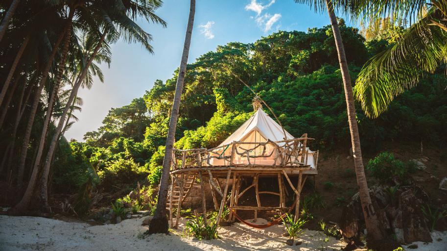 Dryft Darocotan Island - Campsite, Adults Only, El Nido