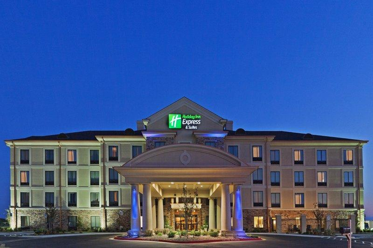 Holiday Inn Express Hotel & Suites Poteau, Le Flore