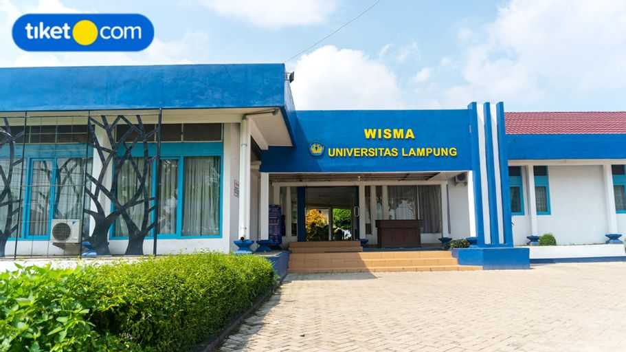 Wisma Unila, Bandar Lampung
