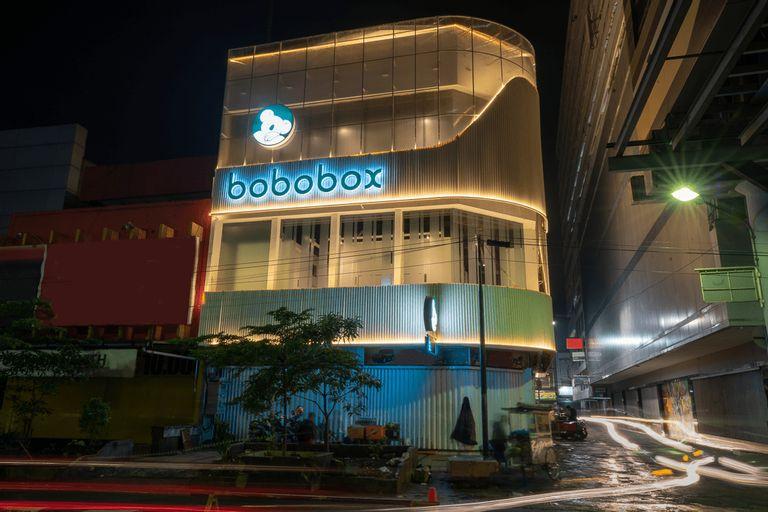 Bobobox Pods Alun-Alun, Bandung