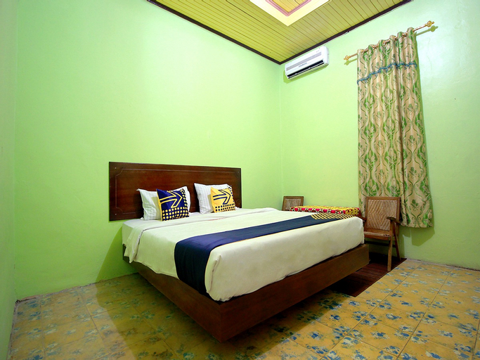SPOT ON 2825 Hotel Mutiara, North Bengkulu