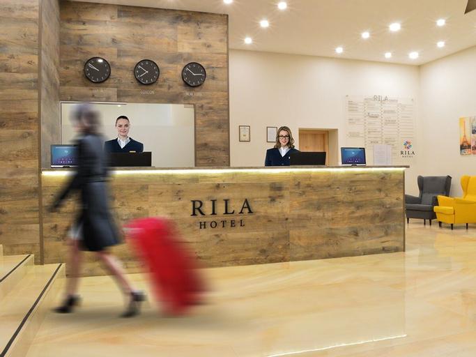 Hotel Rila Sofia, Stolichna