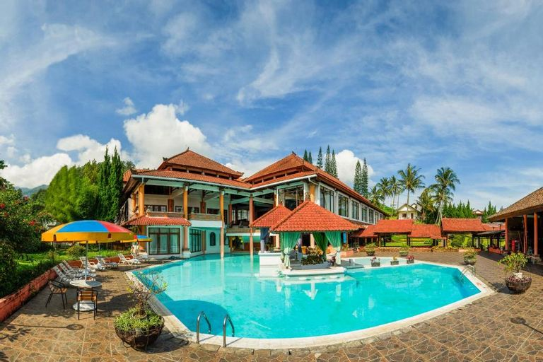 Royal Trawas Hotel and Cottages, Mojokerto