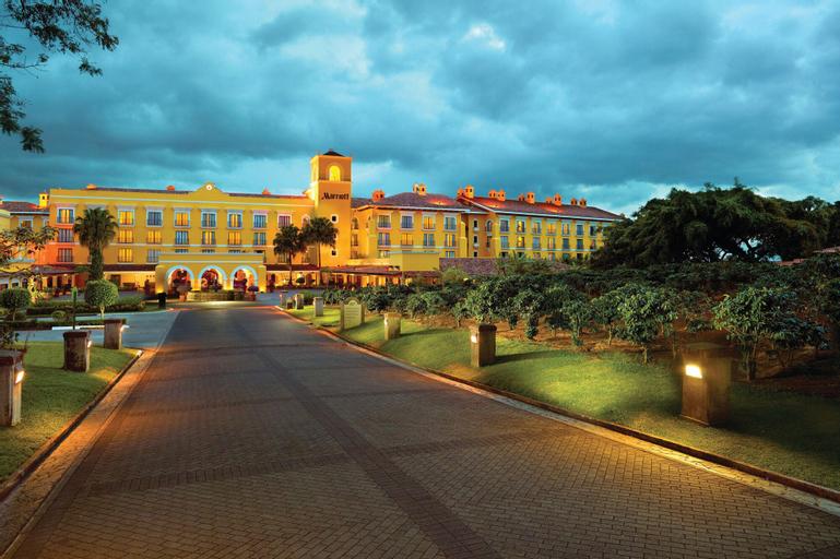 Costa Rica Marriott Hotel Hacienda Belen, Belén