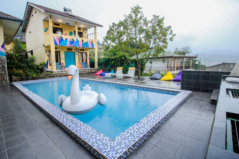 dOasis Mountain Resort, Bogor