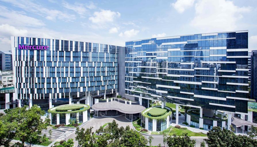 Mercure Singapore On Stevens, Singapore