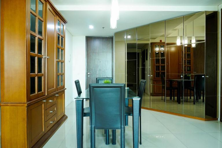 Good Location and Cozy 2BR St. Moritz Apartment By Travelio, Jakarta Barat