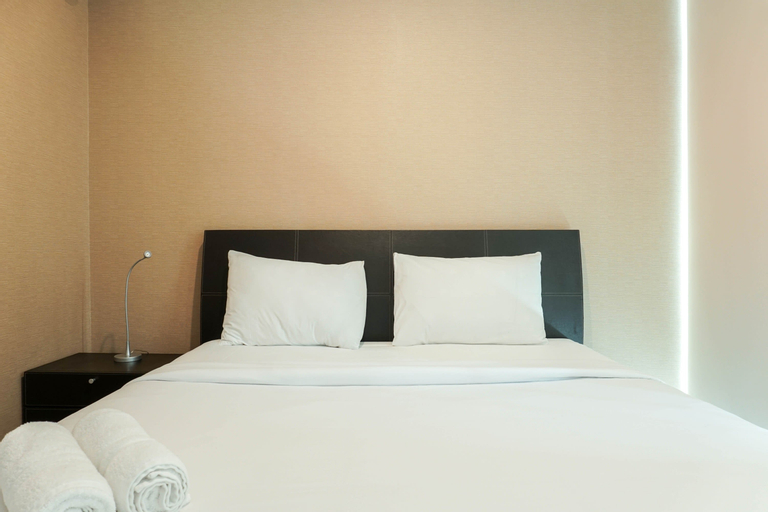 Good Location with Relax Stay @ 1BR Gallery West Apartment By Travelio, Jakarta Barat
