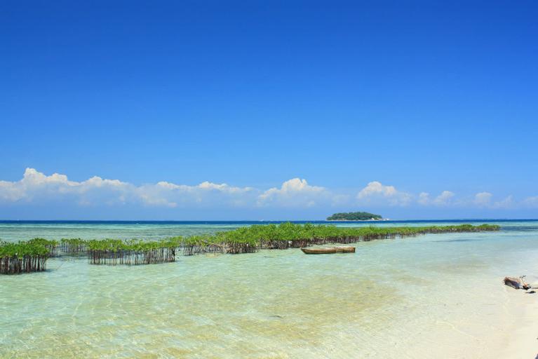 Gelly Homestay Pulau Pramuka, Thousand Islands