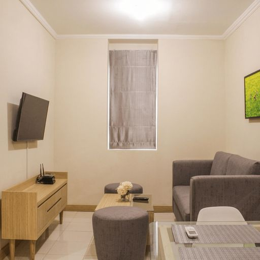 Best Deal 2BR Apartment at Grand Palace Kemayoran By Travelio, Jakarta Pusat