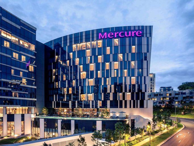 Mercure Singapore On Stevens, Tanglin