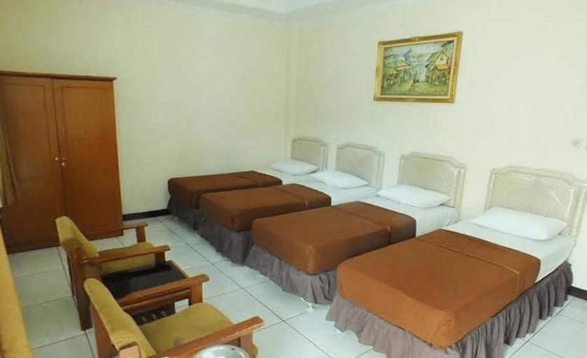 Delaga Biru Convention Hotel, Cianjur