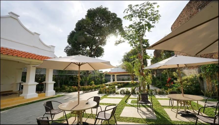 Colonial House, Cirebon