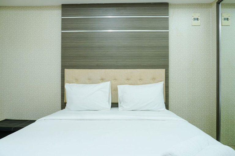 Wonderful and Cozy Studio at Green Palace Apartment By Travelio, Jakarta Selatan
