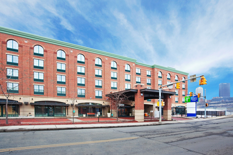 Holiday Inn Express Hotel & Suites Pittsburgh-South Side, Allegheny