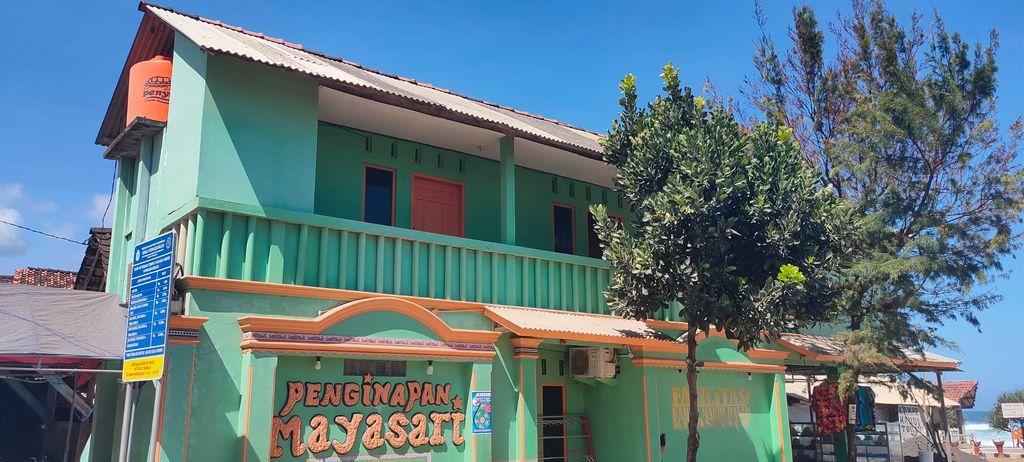 Penginapan Mayasari, Gunung Kidul