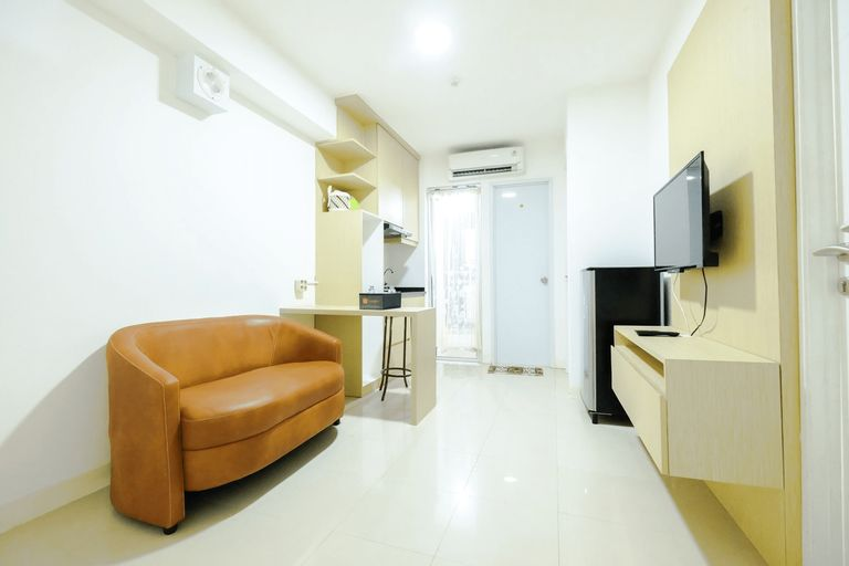 Simply & Clean 2BR Bassura City Apartment By Travelio, East Jakarta