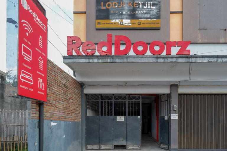 RedDoorz near Jogja Expo Center 2, Bantul