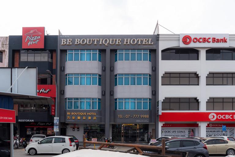 OYO 1229 Be Boutique Hotel, Keluang