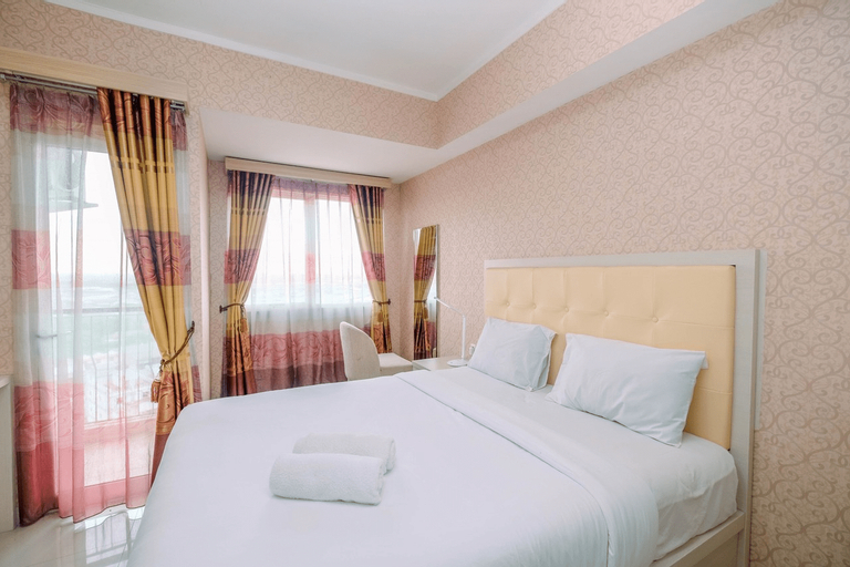 Affordable Price Studio Apartment at The Oasis Cikarang By Travelio, Cikarang