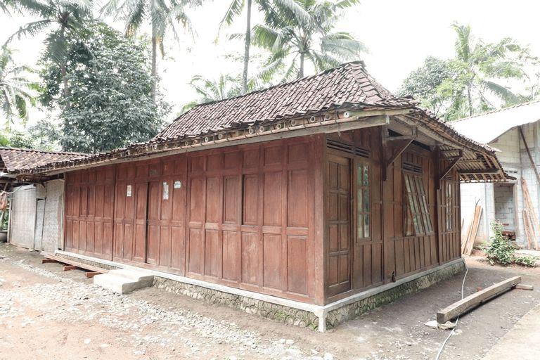 Homestay Mbah Parni, Kulon Progo
