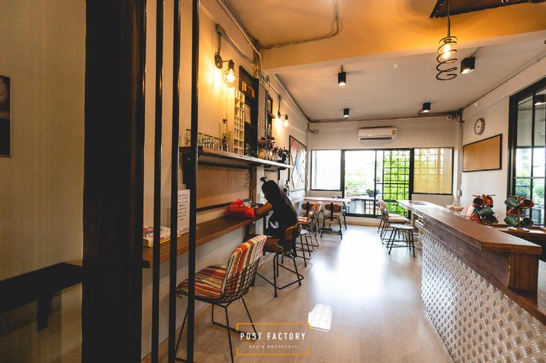 Post Factory Bed & Breakfast Hostel, Yannawa