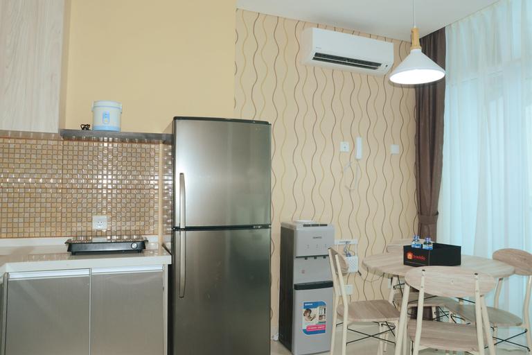 Spacious Studio Room Brooklyn Apartment near Gading Serpong By Travelio, Tangerang Selatan