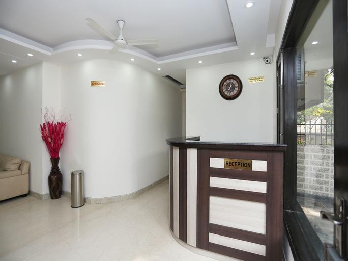 OYO 27674 Dhairya Residency, Gurgaon
