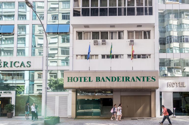 Hotel Bandeirantes, Rio de Janeiro