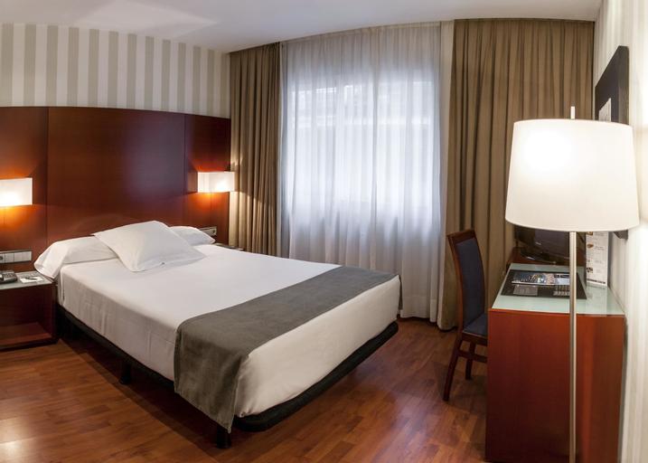 Hotel Zenit Malaga, Málaga