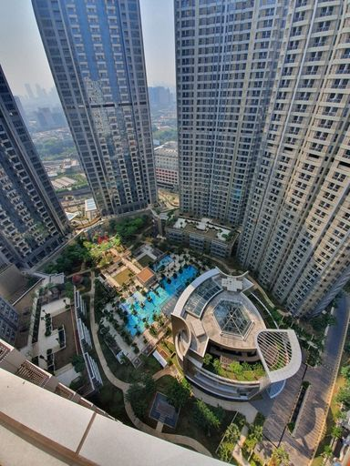 Pamengkang Apartment @Taman Anggrek Residence, Jakarta Barat