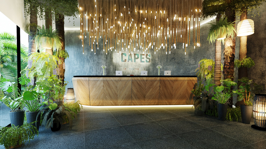 SCAPES Hotel, Bentong