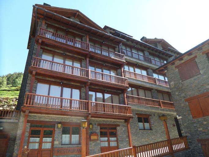 Apartments Solana de Ransol,