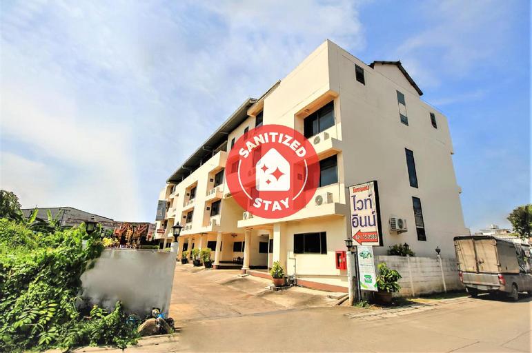 OYO 383 White inn hotel, Bang Plee