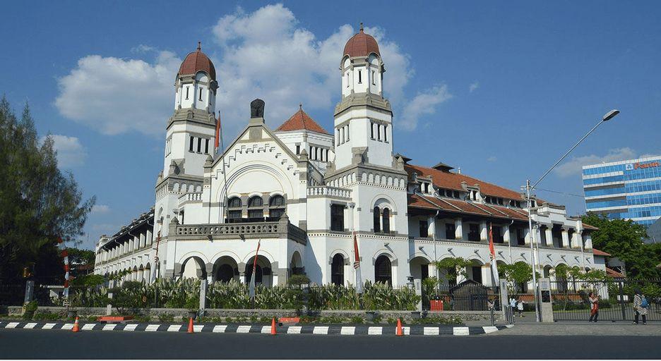 Qampung Kost, Semarang