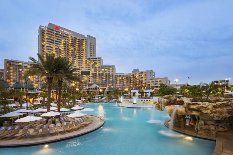 Orlando World Center Marriott, Orange