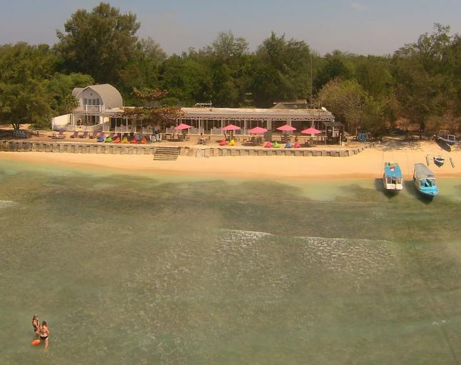 Meno Mojo Beach Resort, Lombok