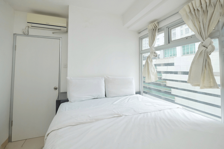 2BR Apartment Green Bay with Direct Access to Baywalk Mall By Travelio, North Jakarta