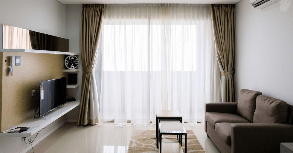 Homey 2BR Paddington Heights Apartment By Travelio, Tangerang
