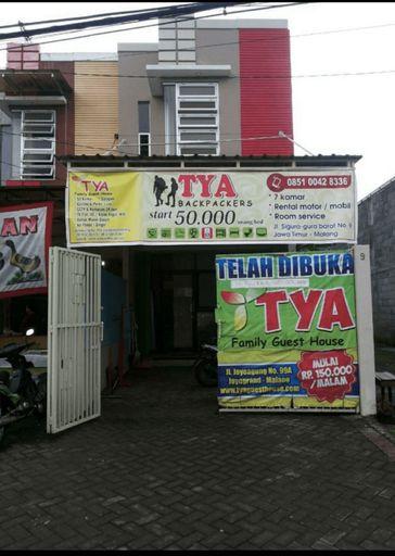 Tya Backpacker, Malang