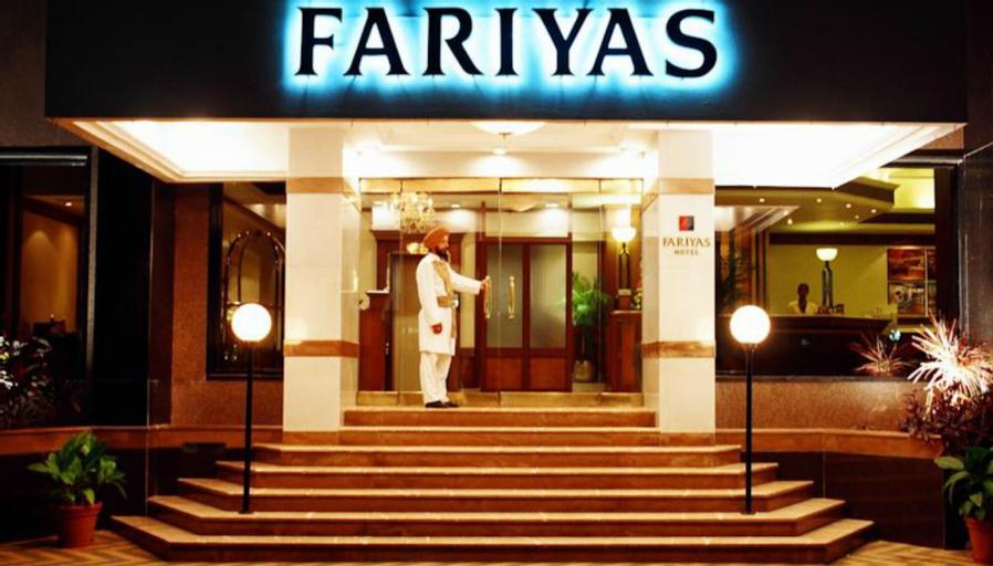 Fariyas Hotel, Mumbai City