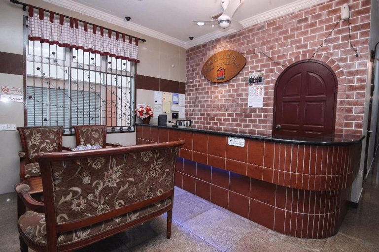 Rose Cottage Hotel Taman Perling, Johor Bahru