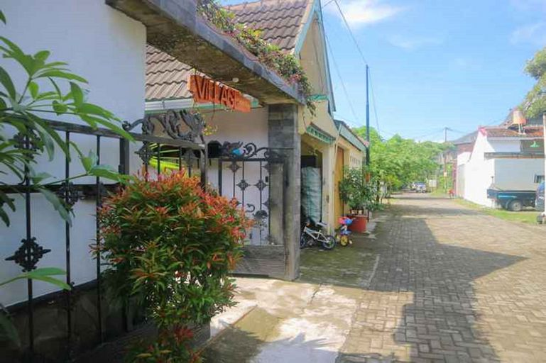 The Village Homestay, Sleman
