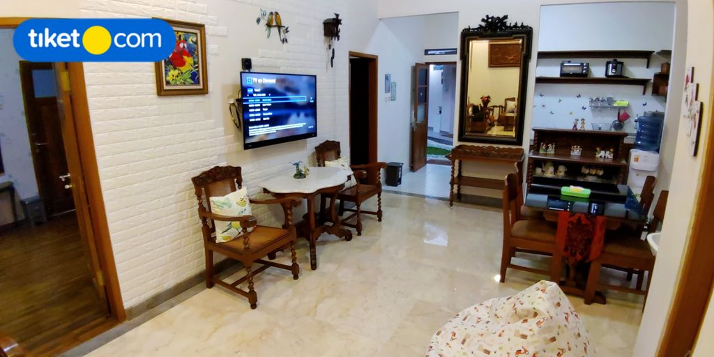 Pension Homestay Bandung 2 BR 4-Persons, Bandung