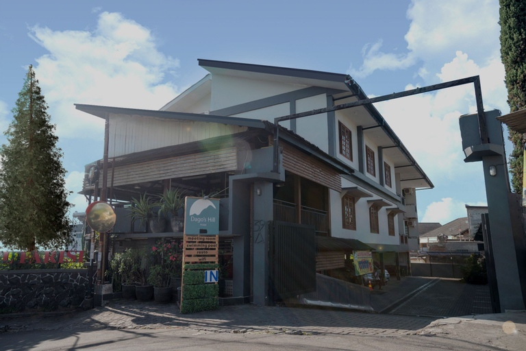 Dago's Hill Hotel, Bandung