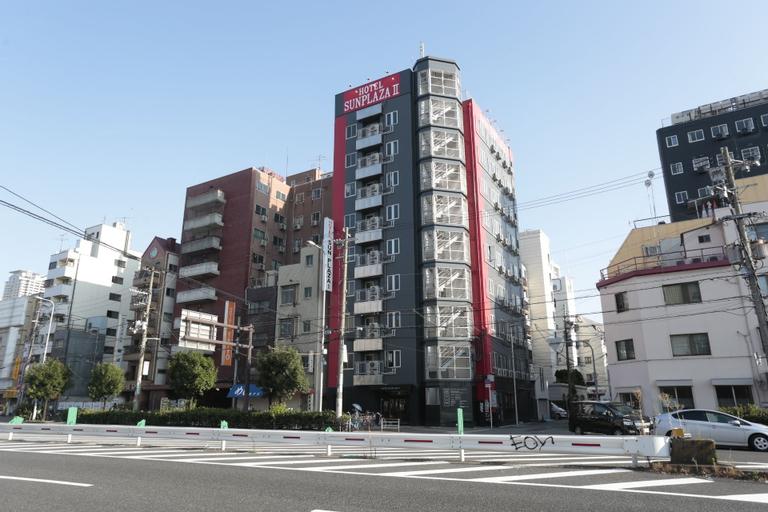 Hotel Sunplaza 2, Osaka