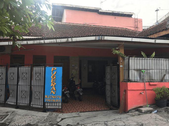 Penginapan Pugeran, Yogyakarta